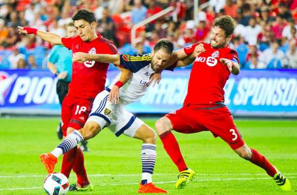 Real Salt Lake contre Toronto