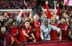 Record de points pour le Toronto FC en MLS