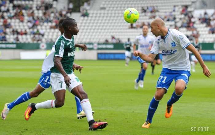 Red Star - Auxerre, match (vraiment) nul