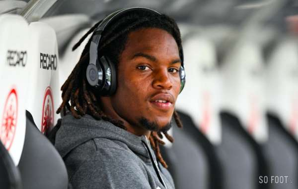 Renato Sanches élu Golden Boy