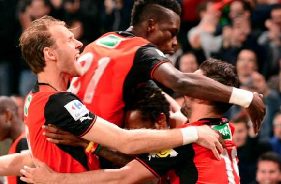Rennes assomme Angers