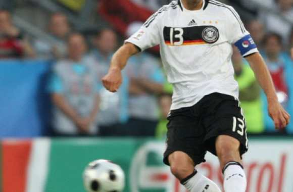 Retraite internationale pour Ballack