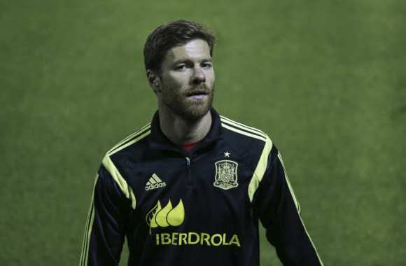 Retraite internationale pour Xabi Alonso