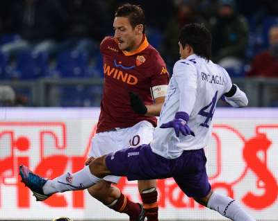 Revivez Fiorentina/AS Roma (0-1)