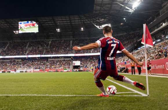 Ribéry absent dix jours