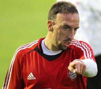 Ribéry oublie le Real