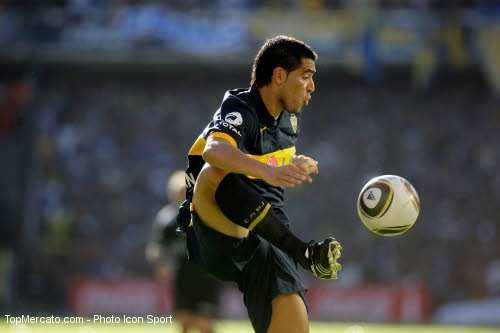 Riquelme, direction Premier League ?