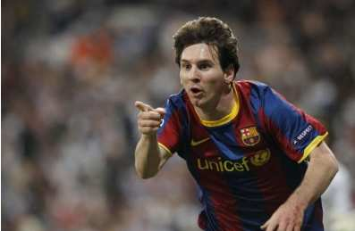 Rivaldo et Belletti applaudissent Messi