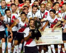 River Plate s'adjuge la Supercoupe face à Boca