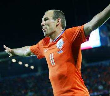 Robben, au secours du football total ?