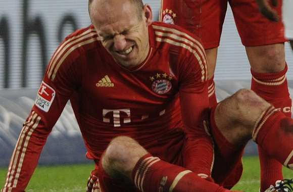 Robben et son plongeon « idiot »