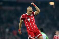 Robben incertain pour Paris