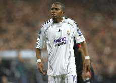 Robinho époque Real Madrid