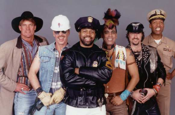 Roma au Village People