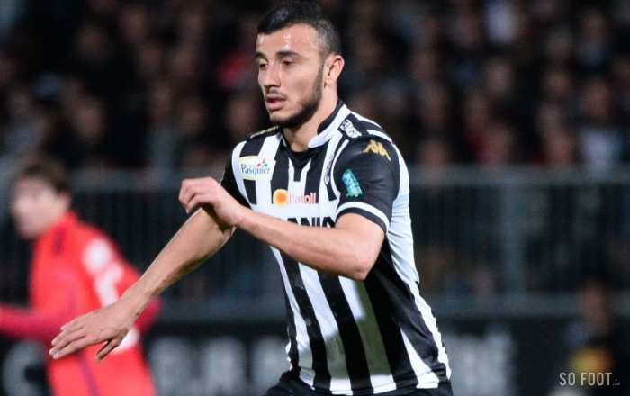 Romain Saïss : « On ne s'enflamme pas »