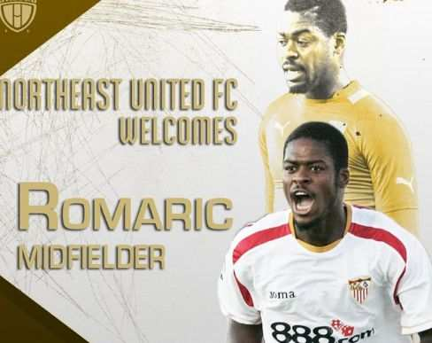 Romaric en Indian Super League