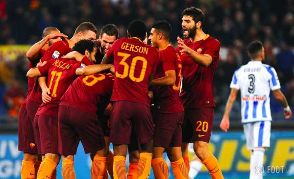 Rome et le derby capital