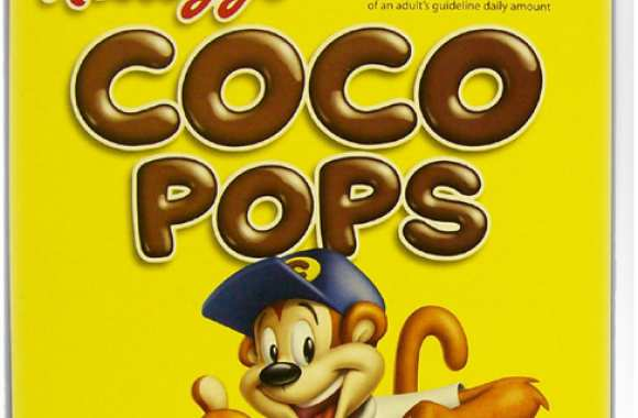 Rooney carbure aux Coco Pops