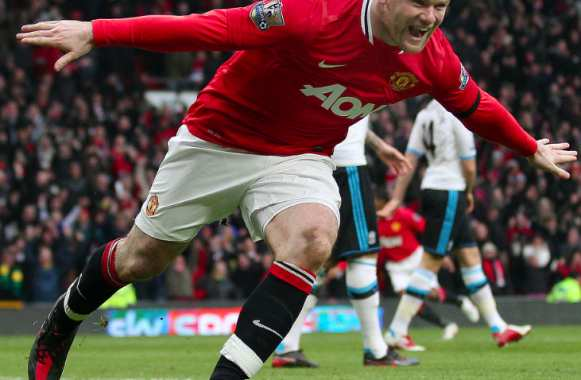 Rooney compte double