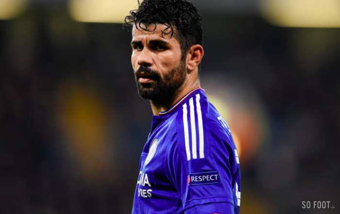Rooney fan de Diego Costa