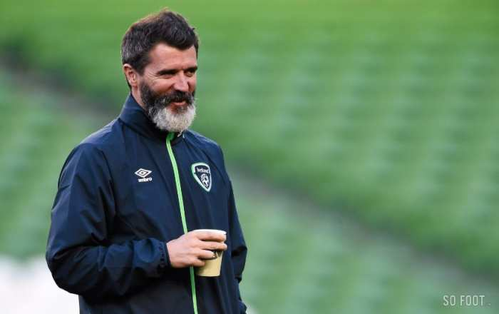 Roy Keane, the Wolf