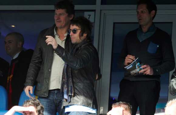 Russell Brand clashe Noel Gallagher