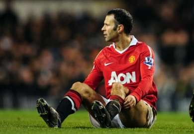 Ryan Giggs l'increvable