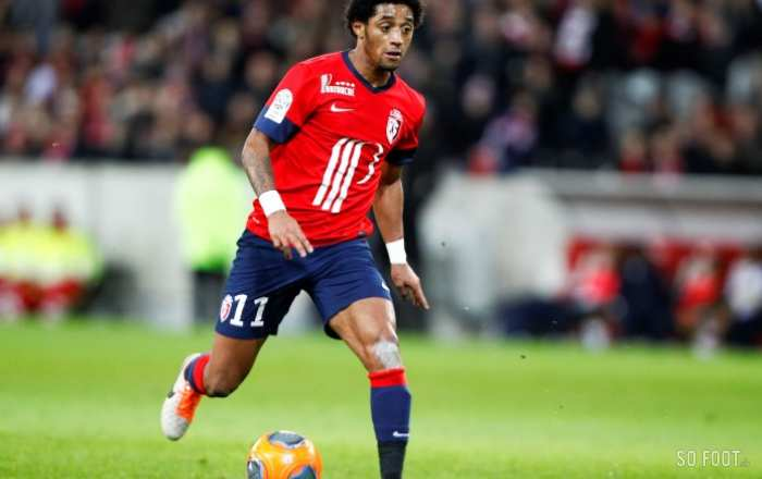 Ryan Mendes, auteur du second but du Losc.