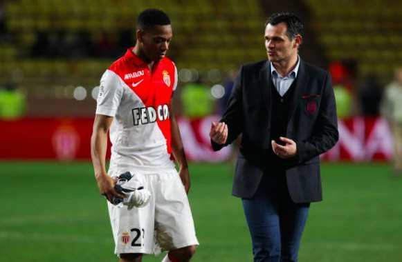 Sagnol : « Martial, un talent inné »