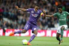 Saint-Étienne s'enlise à Toulouse