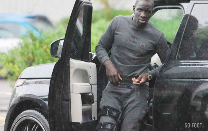 Sakho out deux mois