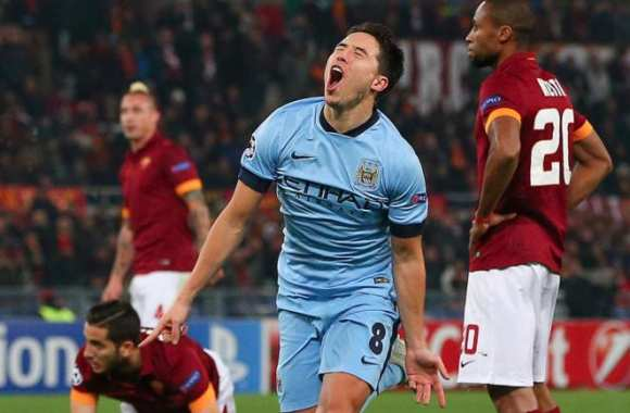 Samir Nasri qualifie les Citizens