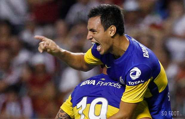 S�nchez Mi�o (Boca Junior)