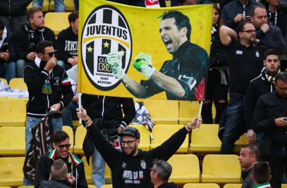Sanctions contre les supporters de la Juve