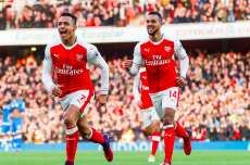 Sans briller, Arsenal continue son chemin