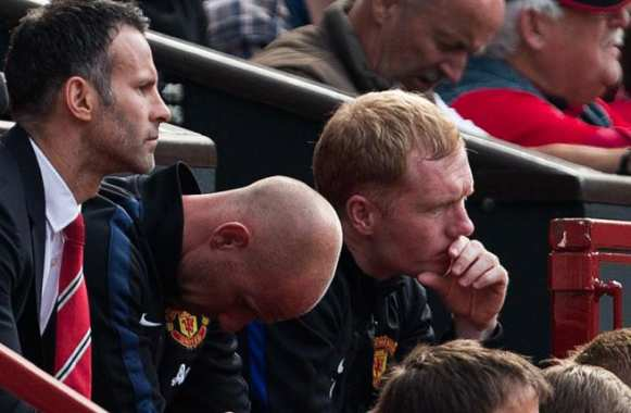 Scholes déglingue United