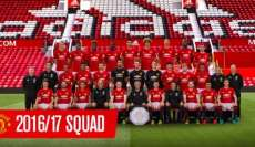Schweinsteiger absent de la photo officielle de Man U