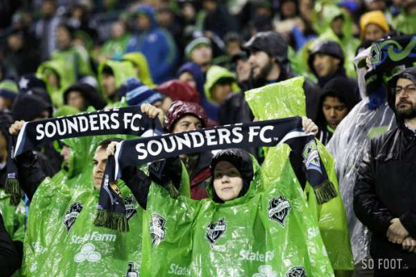 Seattle en finale de MLS