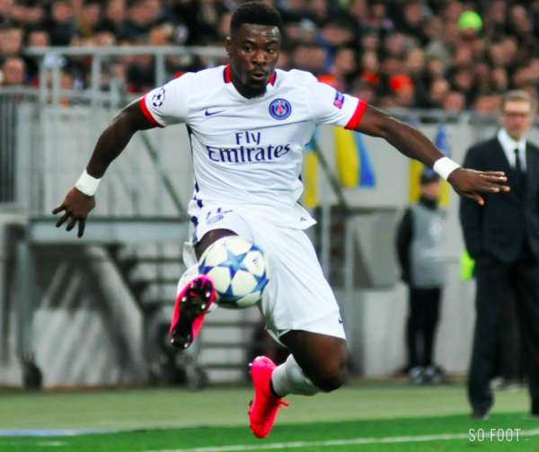 Serge Aurier Photos Et Images De Collection: Kaaris Parle De Son Pote Serge Aurier
