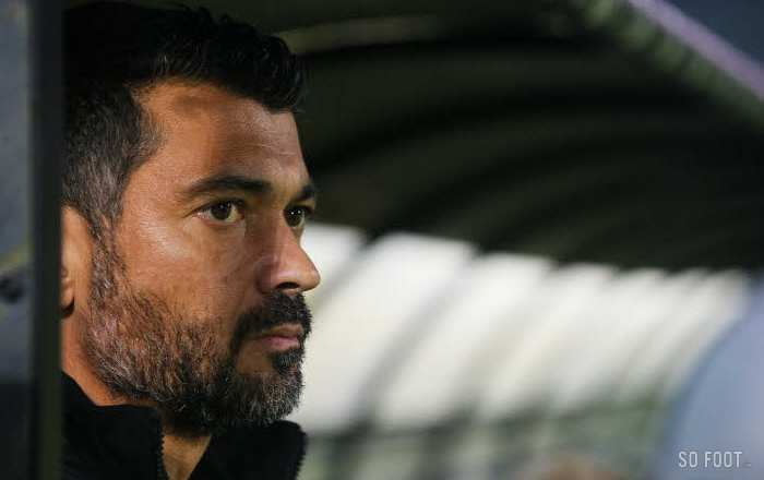 Sérgio sans concession