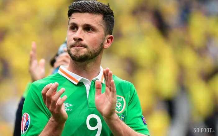 Shane Long : made in Gaelic