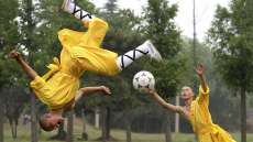 Shaolin Soccer, l'avenir du football chinois