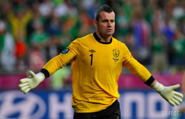Shay Given (Eire)
