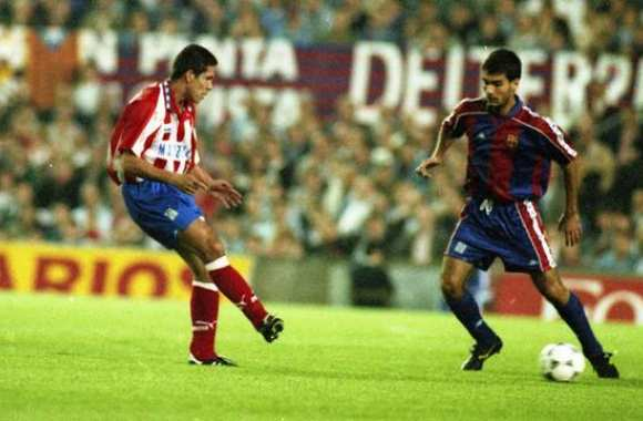 Simeone vs Guardiola