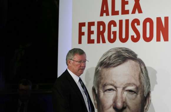 Sir Alex Ferguson (Manchetser United)