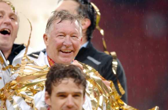 Sir Alex is missing