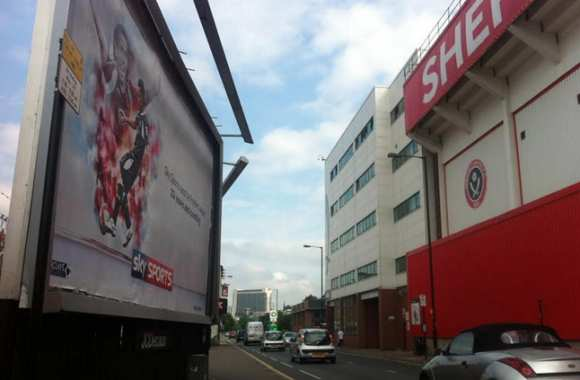 Sky Sports trolle Sheffield United