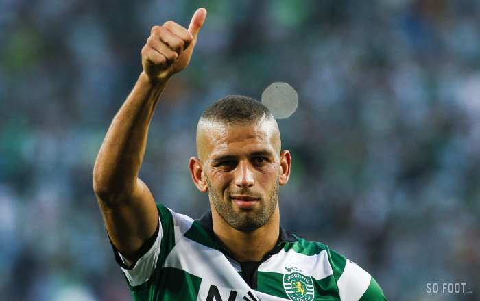 Slimani remercie le Sporting