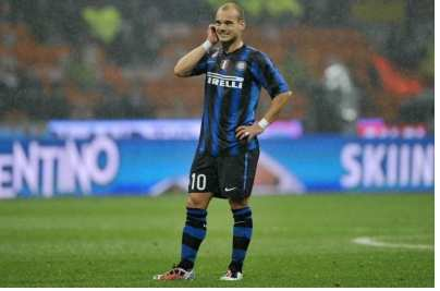 Sneijder prolonge