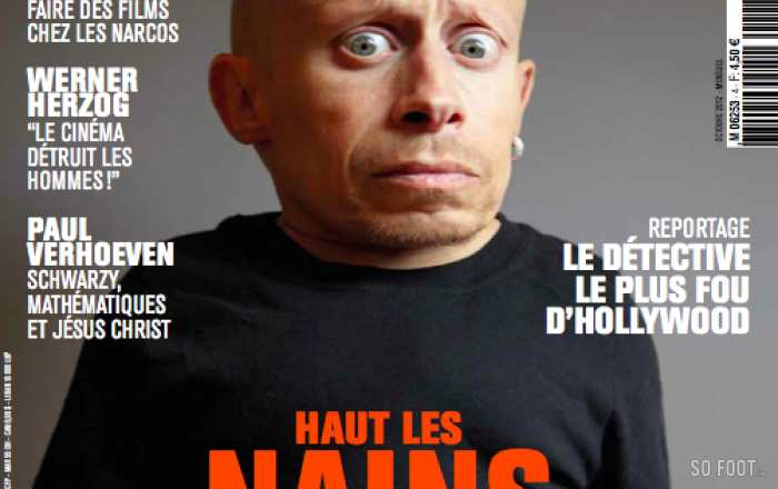 SO FILM - #4 - LES NAINS